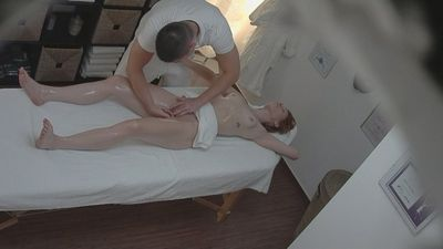 Czech massage sex video